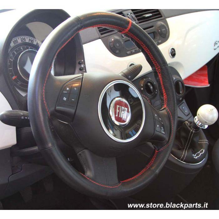 WBMKH //Coprivolante/Nero in Pelle Fatto a Mano/ per BMW E46 E39 330i 540i 525i 530i 330Ci M3 2001-2003